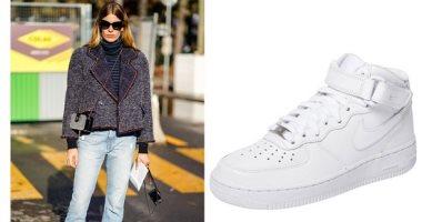 4 ملامح لموضة أحذية 2018 الرياضية على طريقة نجوم Street Style تعرفى عليها