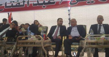 النائب أبو العباس التركى: الرئيس السيسى أعاد هيبة مصر داخليا وخارجيا
