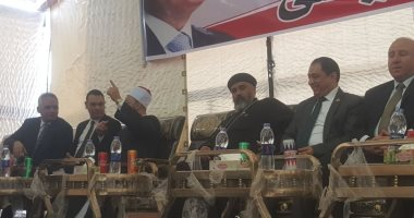 رئيس جامعة الإسكندرية: المصريون انتخبوا الرئيس السيسي قبل ترشحه