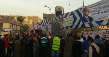 نقابة العاملين بالمرافق تعقد مؤتمرًا جماهيريا بالإسكندرية اليوم لدعم السيسي