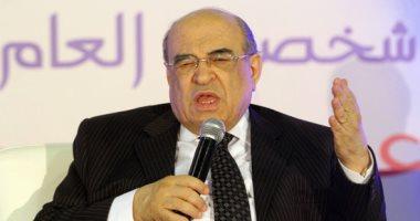 """مصطفى الفقى: """"اليوم السابع"""" احتل مكانة مهمة بين جميع الصحف العربية"""