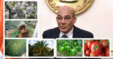 """""""الزراعة"""" تعتمد 12 محورا لمواجهة تغيرات المناخ.. أبرزها حظر المحاصيل الشرهة للمياه"""