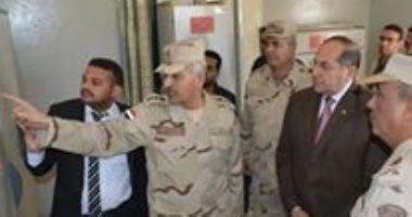 محافظ سوهاج : أجهزة المحافظة تيسر إجراءات الناخبين الوافدين للإدلاء بأصواتهم