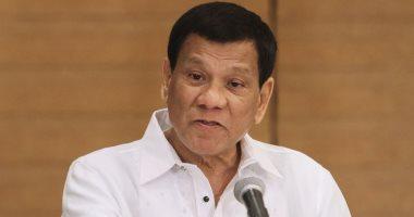 صور.. رئيس الفلبين: القوانين المحلية لا تجرم القتل خارج نطاق القانون