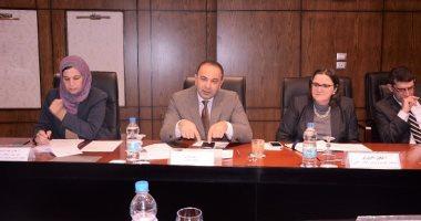 وفد من التخطيط يلتقى لجنة من الأمم المتحدة الاقتصادية لبحث التعاون الفنى