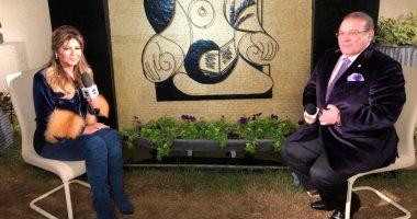 """بوسى شلبى تستضيف إلهام شاهين وليلى علوى وحسن راتب فى """"أحلى النجوم"""" على المحور"""