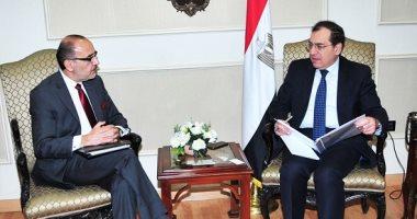 سفير أوكرانيا بالقاهرة: نهتم بالاستثمار بمصر ونتطلع للتوسع فى التعدين