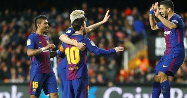21 لاعبا فى قائمة برشلونة استعدادا لمواجهة تشيلسى الأوروبية -