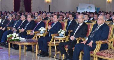 الرئيس السيسى يشارك فى جلسة افتتاح المنتدى الأفريقي للعلوم والتكنولوجيا