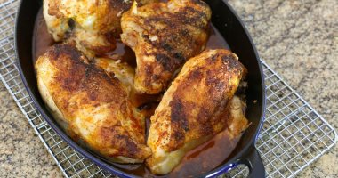 For lovers of chicken .. Know when it is healthy and when it becomes harmful?
