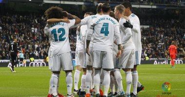 24 لاعباً فى قائمة ريال مدريد لموقعة باريس سان جيرمان النارية