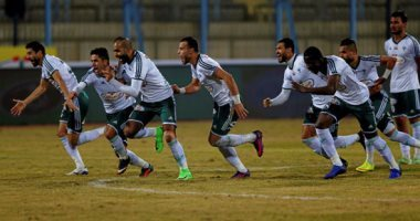 المصرى والرجاء والنصر وبتروجيت على قناة on sport .. اليوم