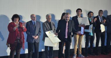 توزيع جوائز مهرجان جمعية الفيلم بحضور نجوم الفن