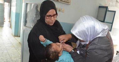 """صحة الأقصر تواصل فعاليات حملة تطعيم 76 ألف طفل بـ""""سولك"""" فى 104 مقر"""