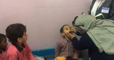 صحة شمال سيناء تواصل حملة تطعيم شلل الأطفال فى ظروف إستثنائية