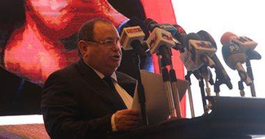 نائب وزير الكهرباء: الحكومة تسعى لتحقيق التنمية المستدامة وتحسين مستوى المعيشة (صور)