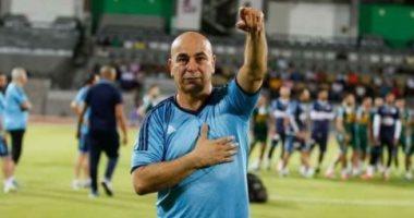 حسام حسن يخطر بانسيه بالعودة لاستكمال علاجه ببورسعيد
