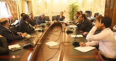 """جدل فى اجتماع """"محلية البرلمان"""" حول أزمة نادي الصيد بمحافظة الغربية"""