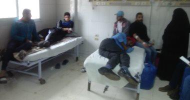 إصابة 6 طلاب بالتسمم فى الدقهلية بعد تناولهم عصيرا يحوى مادة مخدرة -