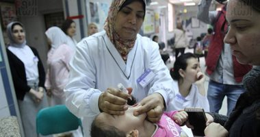 الصحة تطلق حملة قومية للتطعيم ضد شلل الأطفال