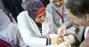 وزارة الصحة: اليوم آخر موعد للتطعيم ضد فيروس شلل الأطفال