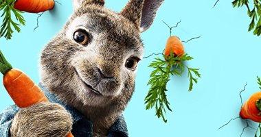 Peter Rabbit يواصل النجاح فى شباك التذاكر بإيرادات 25 مليون دولار  