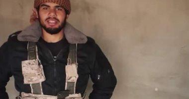 مقطع مصور يؤكد انتماء نجل القيادى الإخوانى إبراهيم الديب لداعش قبل مقتله