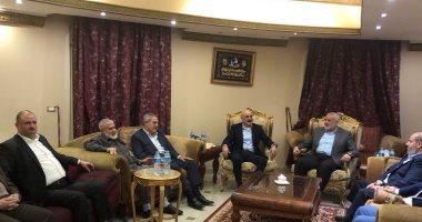 لقاء بين قيادتى حماس وتيار الإصلاح الديمقراطى فى فتحبالقاهرة