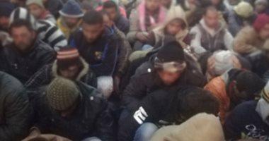 الداخلية تعلن إحباط محاولة هجرة غير شرعية لـ181 شابا بمطروح