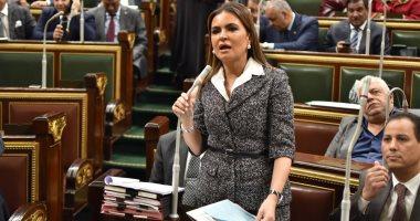 سحر نصر :مشروع قانون سوق المال يشمل تعديل 45 مادة تدعم مصر فى التنافسية