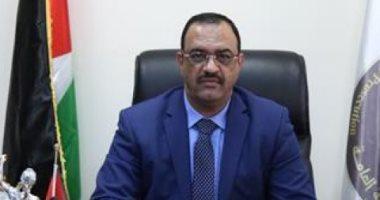 """النائب العام الفلسطينى مهنئا """"اليوم السابع"""": منبر إعلامى حر وشامل"""