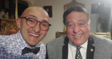 """الخميس.. الفنان محمد متولى ضيف """"سيلفى مع هيما"""" على شاشة نايل كوميدى"""