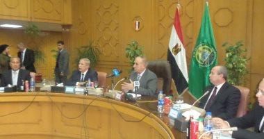 صور..وزير التنمية المحلية: مصر تسير بخطى ثابتة نحو التنمية الشاملة