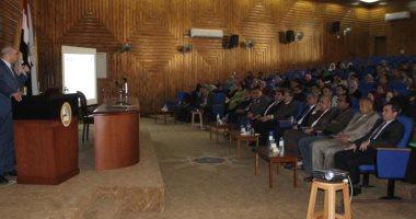 رئيس جامعة كفر الشيح: إنشاء مستشفى الطوارئ ومراكز طبية متخصصة