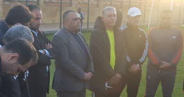 محمد عمر يستقر على 18 لاعبا لعبور ''كمين'' الداخلية
