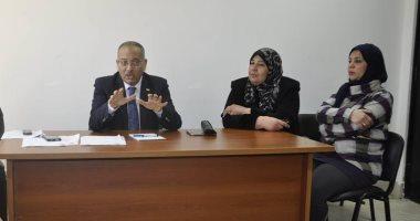 انطلاق برنامج الإعداد لشغل وظيفة رؤساء الأقسام بجامعة قناة السويس