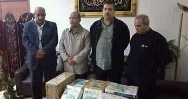 أول صورة لوكيل تموين الإسكندرية المتهم بالاستيلاء على البطاقات أثناء التحقيقات