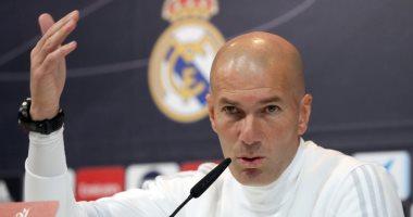 زيدان: ريال مدريد استحق الفوز  على سان جيرمان.. ورونالدو لاعب كبير