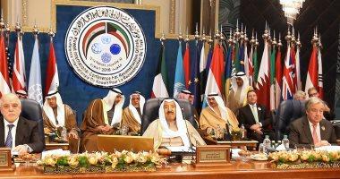 أمير الكويت يعلن تقديم مليارى دولار للعراق بين قروض واستثمارات