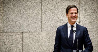 صور.. البرلمان الهولندى يجدد ثقته برئيس الوزراء بعد استقالة وزير الخارجية