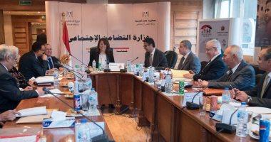 غادة والى: صندوق نظام تأمين الأسرة يقدم نفقة لـ 311 ألف مستحق