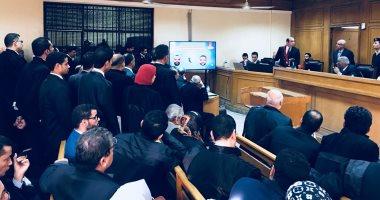 دفاع المتهمين بالاتجار فى الأعضاء البشرية يقدمون طلباتهم لهيئة المحكمة