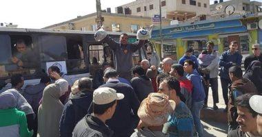 جامعة العريش تفتح منفذين لبيع اللحوم والخضار لأهالى سيناء