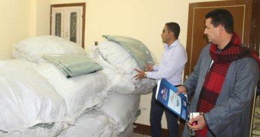 صور.. مستقبل وطن بالأقصر يوزع 5 آلاف بطانية على الأسر الأكثر احتياجاً