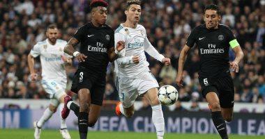 فيديو.. رونالدو يهدر هدف ريال مدريد الأول أمام باريس سان جيرمان