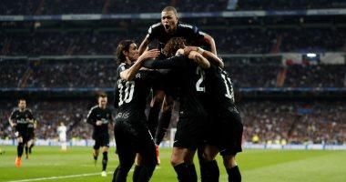 فيديو.. ريال مدريد يخطف التعادل من سان جيرمان فى شوط مثير بدورى الأبطال