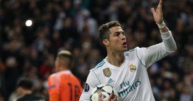 فيديو.. رونالدو يضيف هدف ريال مدريد الثانى أمام سان جيرمان بدورى الأبطال