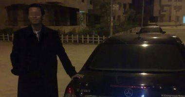 """أهالى قرة ناهيا يحتفلون بعد القبض على """"بحر"""" أسطورة الإجرام بالجيزة"""