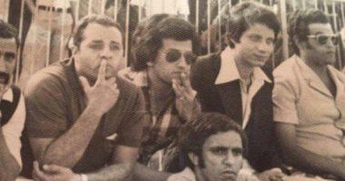 الزمالك ينشر صورة نادرة لمرتضى منصور تأكيدا على حب الدارويش