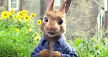 الإنيميشن على القمة.. Peter Rabbit يواصل النجاح بـ26 مليون دولار